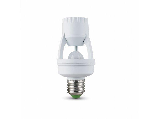 Pohybový Senzor Do E27 Patice Pro E27 Žárovku  + Zdarma záruka okamžité výměny!