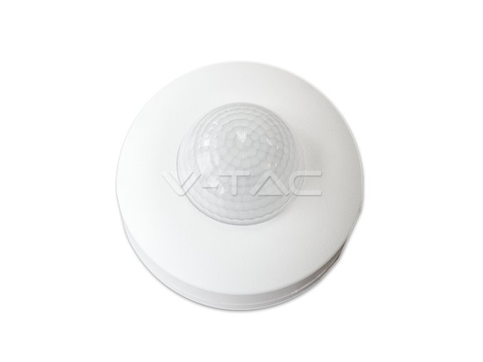 Infračervený Pohybový Senzor Na Zeď, 360 °, Ip20  + Zdarma záruka okamžité výměny!