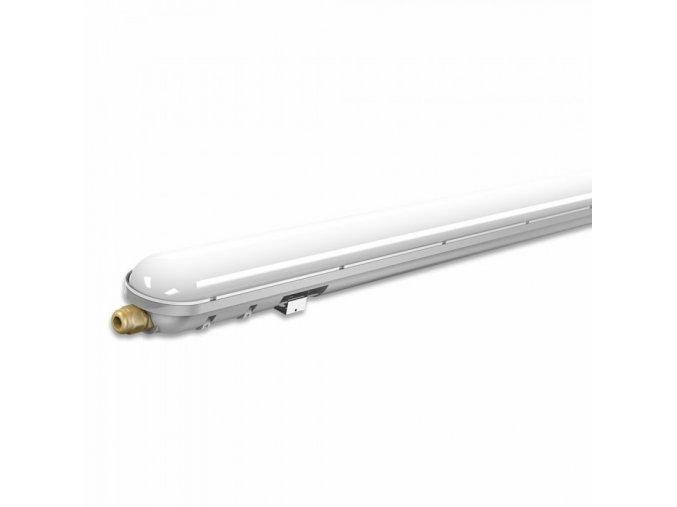 LED Voděodolná lampa 48W, 150 cm, 3920Lm, IP65 + Emergency Kit (Barva světla Studená bílá)