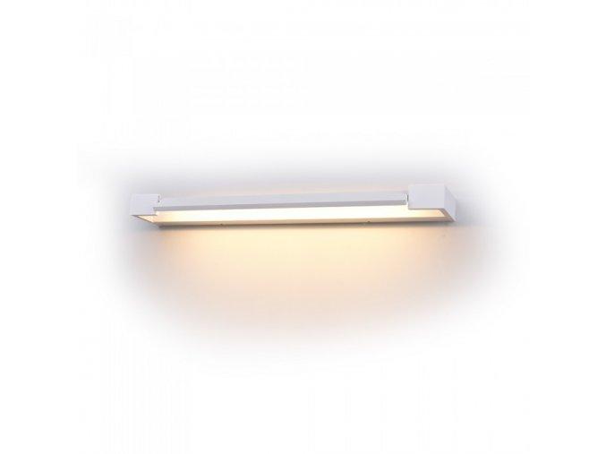 18W LED nástěnné svítidlo (1800lm), bílé, IP44 (Barva světla Neutrální bílá)