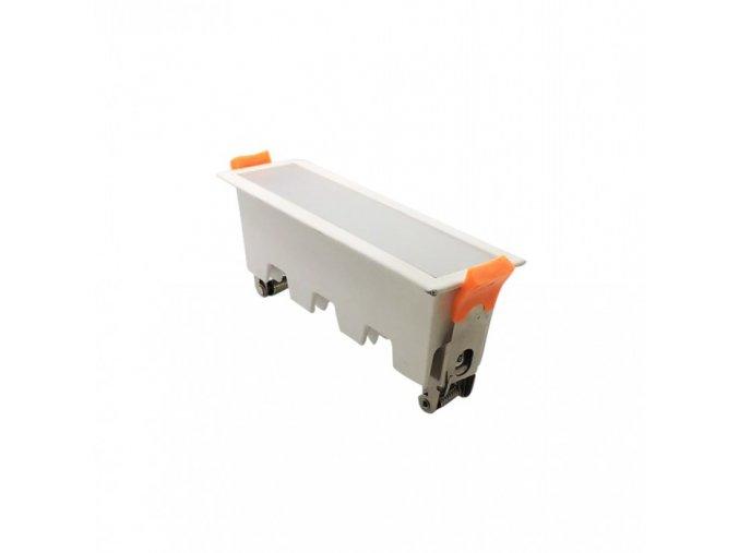 10W LED lineární svítidlo (750 lm) (Barva světla Studená bílá)