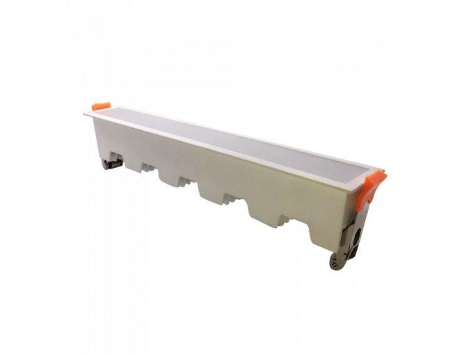 20W LED lineární svítidlo (1600 lm) (Barva světla Studená bílá)