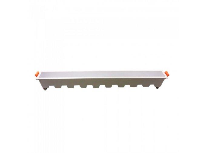 30W LED lineární svítidlo (2400 lm) (Barva světla Studená bílá)