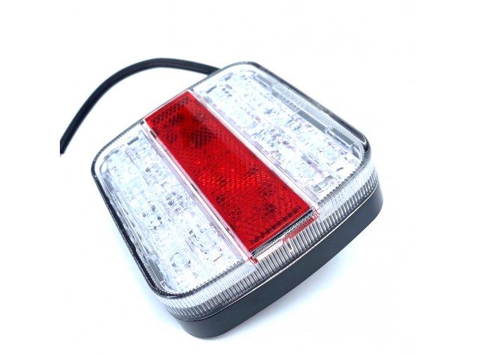 16514 zadni 20xled svetlo na kamion 12 24v leve prave