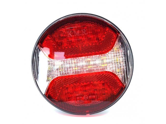 16520 3 zadni 24xled svetlo na kamion 12 24v leve alebo prave