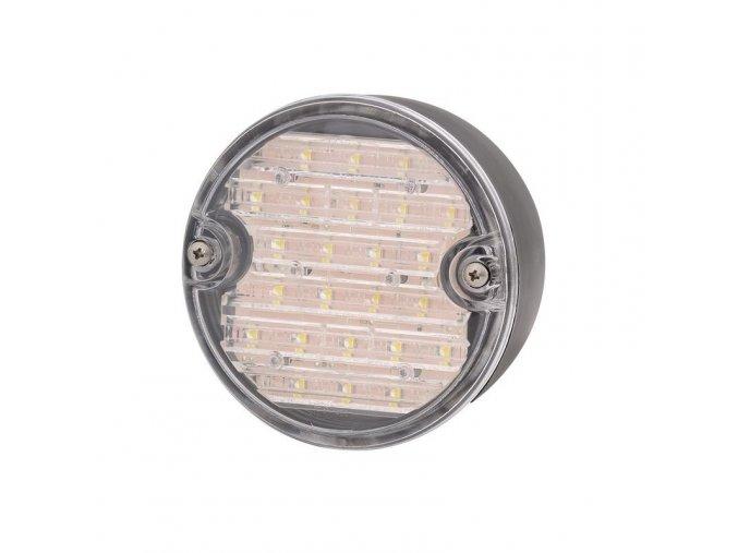 16532 2 led lampa 3w zadni couvaci 20xled 12 24v