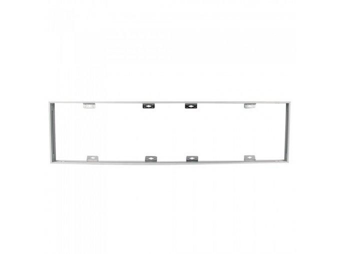 17600 3 hlinikovy ram pro uchyceni led panelu na stenu 30x120cm