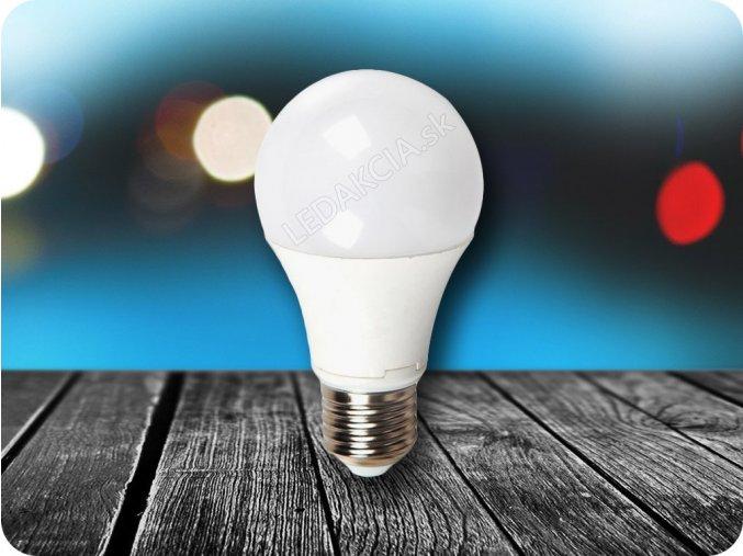 E27 LED žárovka 9W, DC24V (720Lm), A60 (Barva světla Neutrální bílá 4000K)
