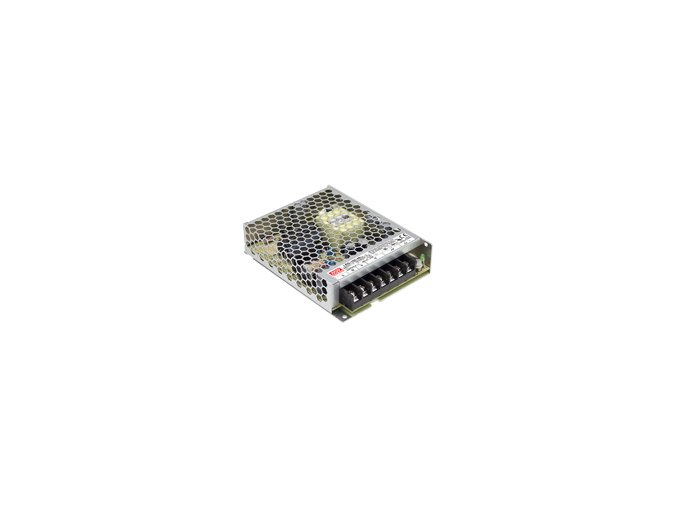1784 1 mean well napajeci adapter pro led pasky kovovy 100w 8 5a