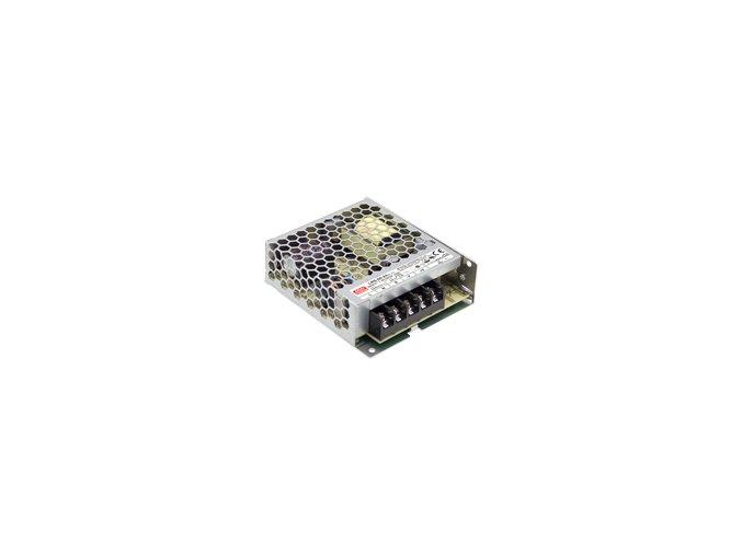 1787 1 mean well napajeci adapter pro led pasky kovovy 50w 4 2a