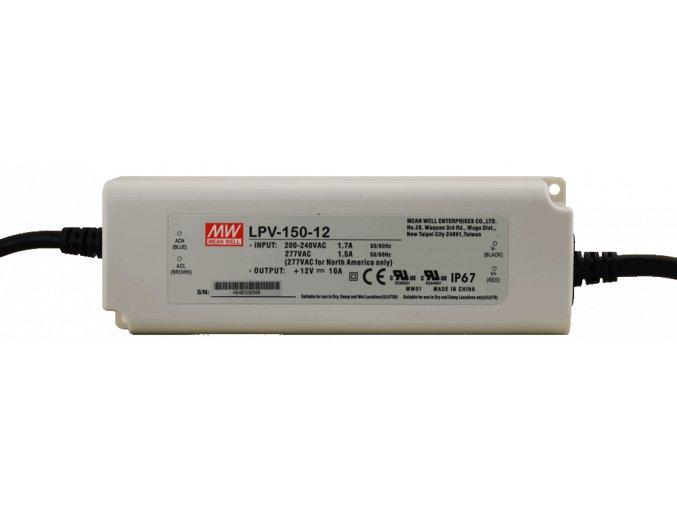 1814 1 mean well napajeci adapter pro led aplikacie 120w 10a