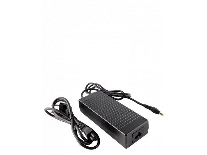 1988 1 plastovy adapter pro napajeni led pasku 120w 10a ip44