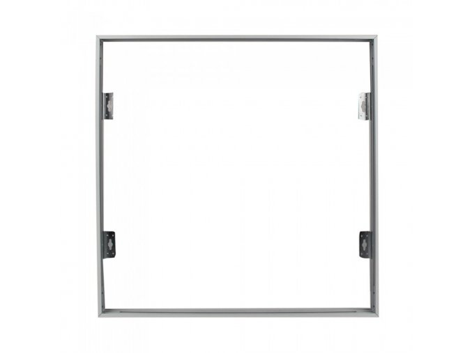20606 hlinikovy ram pro uchyceni led panelu na stenu 60x60cm