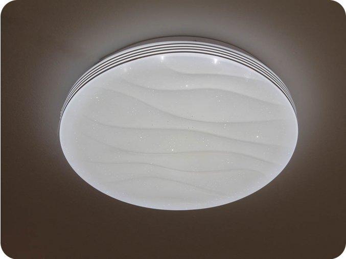 14648 led stropne svietidlo 40w 3200 lm zmena farby stmievanie dialkovym ovladanim