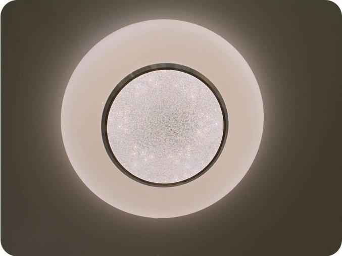 LED Stropní svítidlo 65W (4900 lm), změna barvy, stmívání dálkovým ovládáním