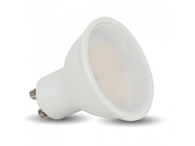 GU10 LED žárovka 10W (1000Lm), 110°, SamSUNG chip (Barva světla Studená bílá 6400K)