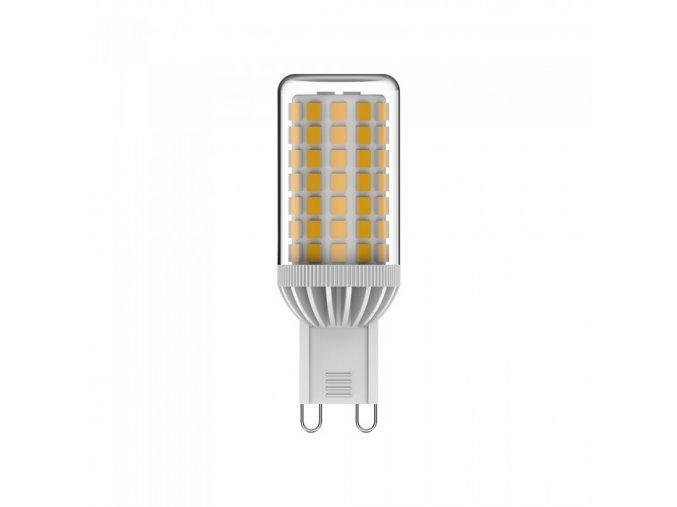 G9 LED ŽÁROVKA 5W (500LM), stmívatelná (Barva světla Studená bílá      6400K)