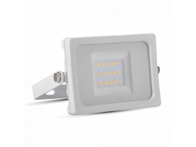 Vt-4911, Led Reflektor 10W, 800 Lm, Bílý (Farba svetla Studená biela)