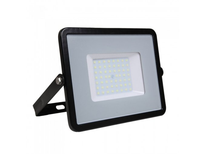 150W LED reflektor, 120lm/W, (18000lm) černý, Samsung chip (Barva světla Studená bílá 6400K)