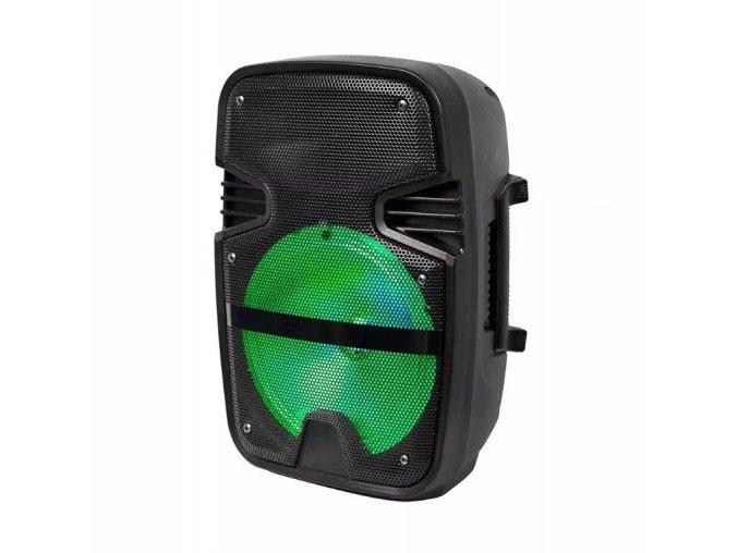 15W nabíjecí reproduktor, s mikrofonem 2200 mAh, 2-4h výdrž
