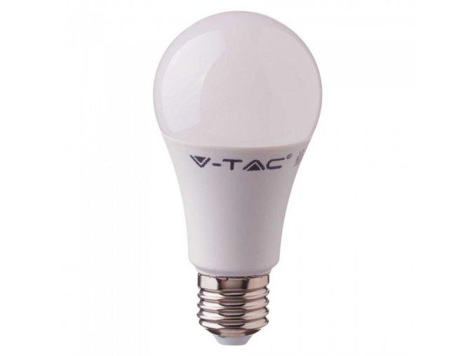 LED žárovka E27 s mikrovlnným senzorem, 11W (1055lm) (Barva světla Studená bílá)