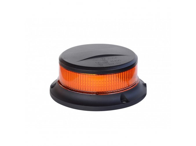 2271 led vystrazne svetlo pico led oranzove magnet r10 r65