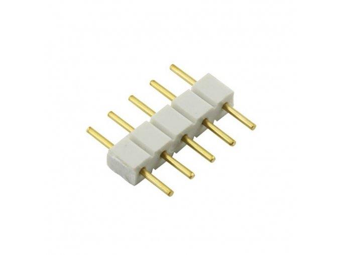 Propojovací hřebínek pro RGBW, 5 pin