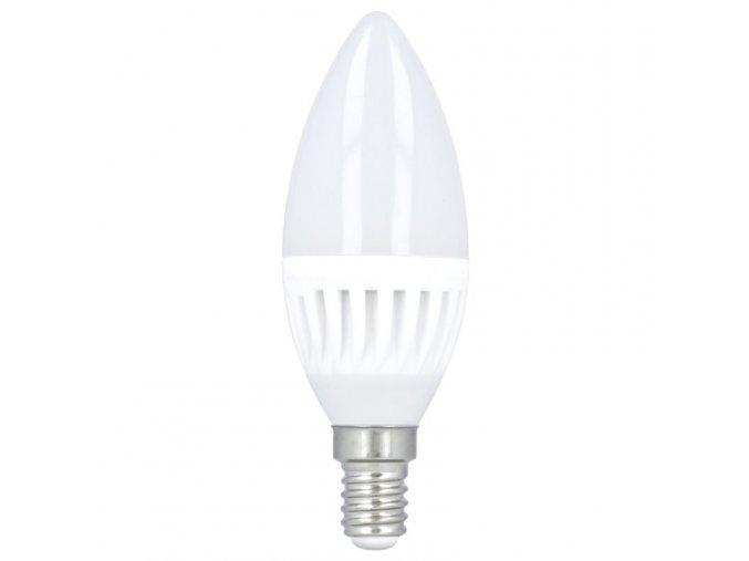 LED žárovka E14, 10W, 900lm, svíčka, Forever Light
