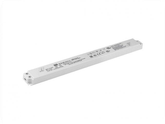 80W LED zdroj lineární, 12V, SLD-80-12 modul AC/DC