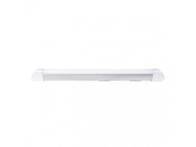 Solight LED lineární svítidlo, 15W, 1300lm, 4100K, 3-stupňové stmívání, vypínač, hliník, 90cm