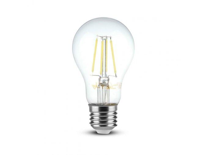 Retro LED žárovka E27, 4W, 400lm