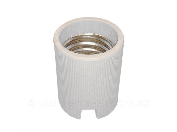 Objímka E40 porcelánová