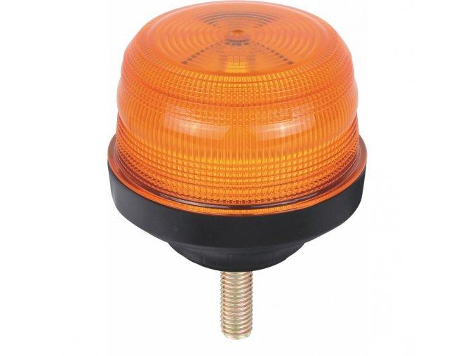 LED výstražné světlo šroubovací, 25W, 12/24V, R10 R65