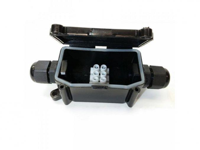335 2 vodeodolna krabicka na spojovani kontaktu
