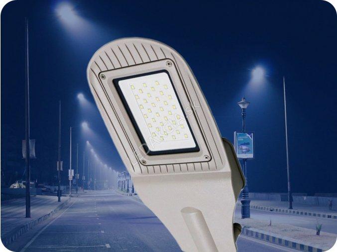 Led Veřejné Osvětlení 30W (2400Lm) (Barva světla Studená bílá)