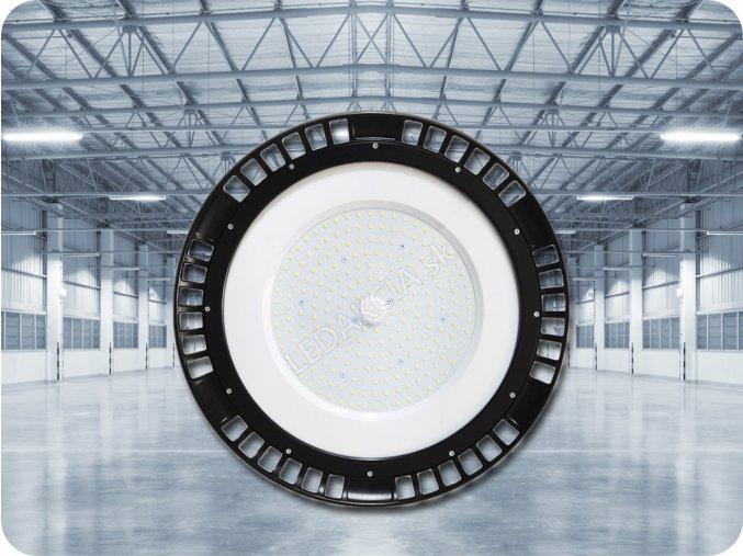 Průmyslový Led Reflektor Ufo 100W (13000Lm), Vysocesvítivé A ++, 90° (Barva světla Studená bílá)