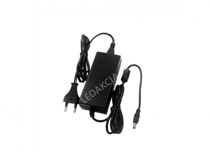 3870 1 plastovy adapter pro napajeni led pasku 30w 2 5a