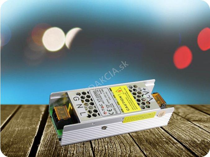 4005 1 kovovy napajeci adapter pro led pasiky 60w 5a
