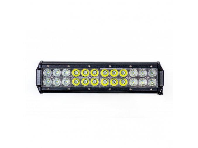 LED PRACOVNÍ SVĚTLO 72W (MAX 7200LM), 12/24V, 6000K, IP67