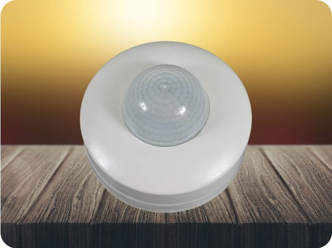 4206 2 infracerveny pohybovy senzor na zed 360