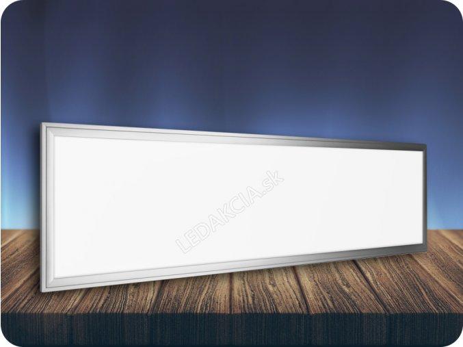 45W LED panel s napájecím zdrojem, 120x30cm (3600Lm) (Barva světla Teplá bílá)