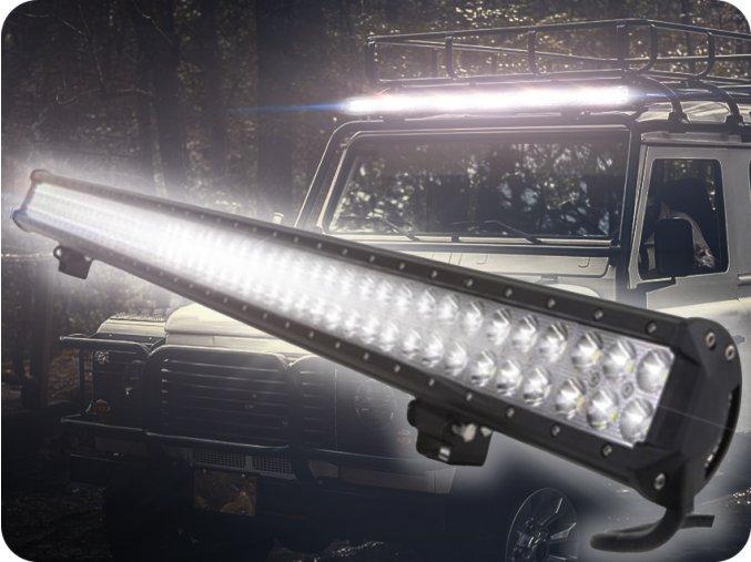 LED CREE PRACOVNÍ SVĚTLO 288W, 27500 LM, IP67  + Zdarma záruka okamžité výměny!