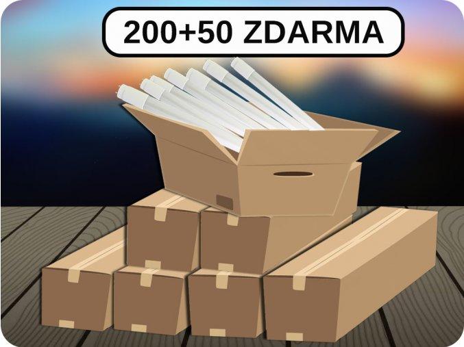 LED TRUBICE T8, 22W, 150 CM, G13, (3000 LM),VYSOKOSVÍTIVÁ, SAMSUNG CHIP, 200+50 ZDARMA (Barva světla Studená bílá)