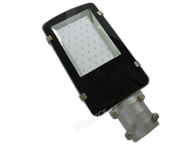 Led Veřejné Osvětlení 30W (3720Lm), Vysocesvítivé A ++ (Barva světla Studená bílá)