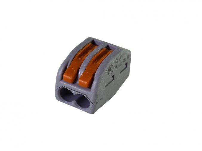 5211 spojka na kabely 2 pin