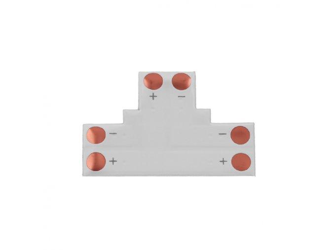 590 t konektor na led pasy jednobarevny 8 mm