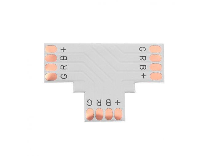 593 1 t konektor na led pasy rgb 10mm