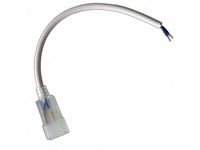 632 napajeci kabel pro led neon flex pas