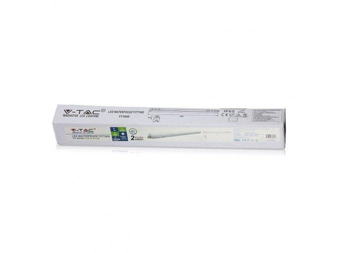 Led voděodolná LAMPA 18W, 1400 LM, IP65