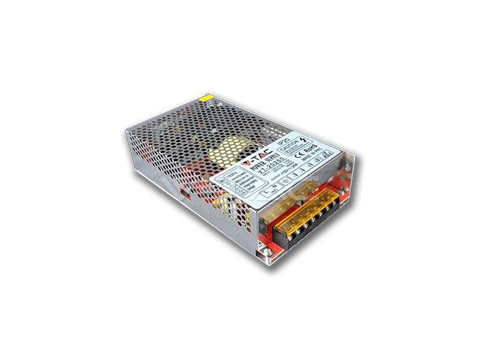 Kovový Napájecí Adaptér Pro Led Pásky 250W/20A  + Zdarma záruka okamžité výměny!